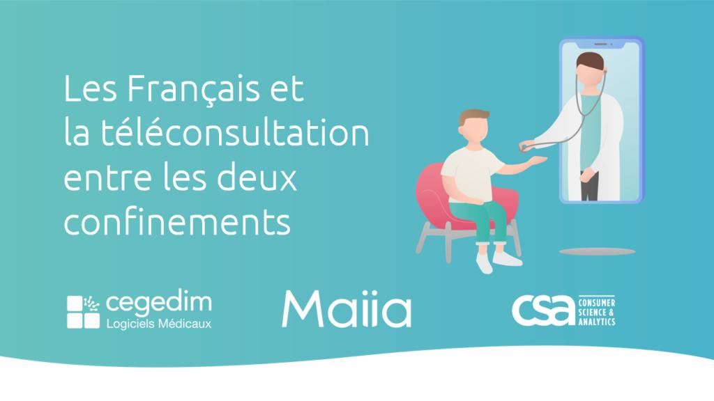61% des Français ont l'intention de téléconsulter. Et vous ?
